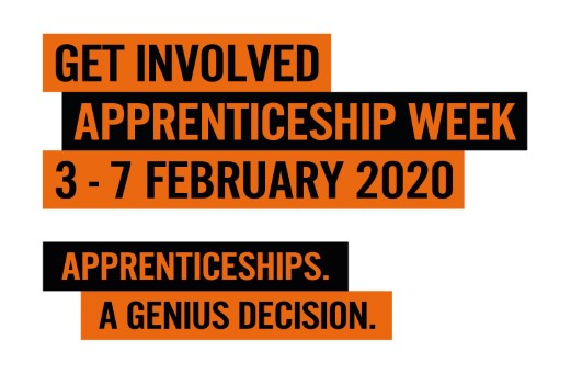 13th Annual National Apprenticeship Week - A Genius Decision!