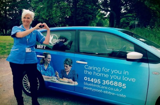 Bluebird Care (Pontypool & Ebbw Vale) are looking for Domiciliary Care Assistant