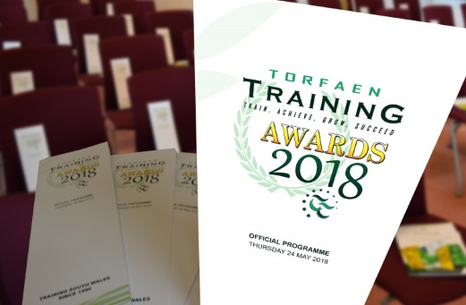 2nd Torfaen Training Awards are a success