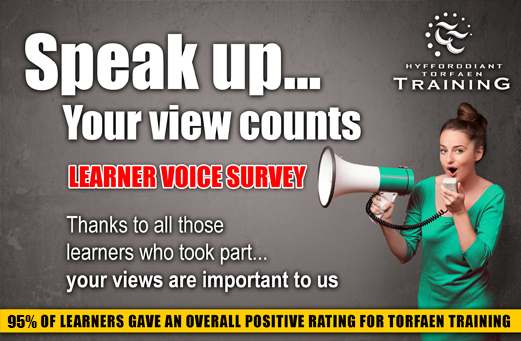 Learner Voice Survey - great results