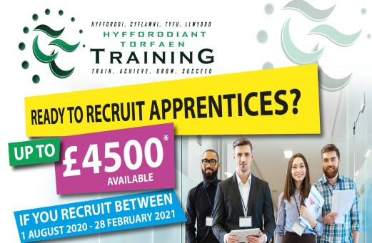 Thinking of hiring an Apprentice?