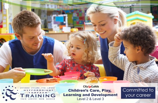 'New' Children's Care, Play, Learning and Development Qualifications