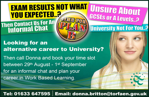 University not for you?